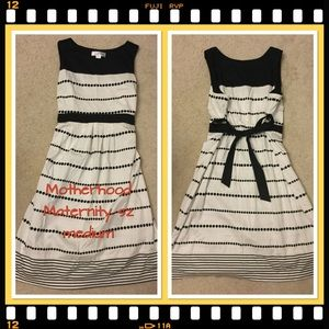 Motherhood Maternity sz medium dress